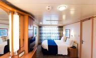 """Каюта с балконом """"Ocean View Balcony Stateroom"""""""