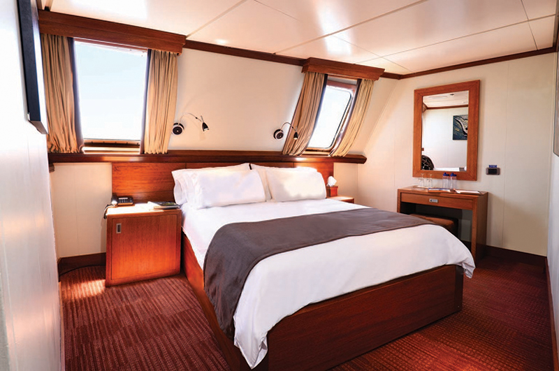 """Каюта с окном """"Elite Oceanview Stateroom"""""""