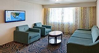 """Сьют """"Ocean View Suite (No Balcony)"""""""