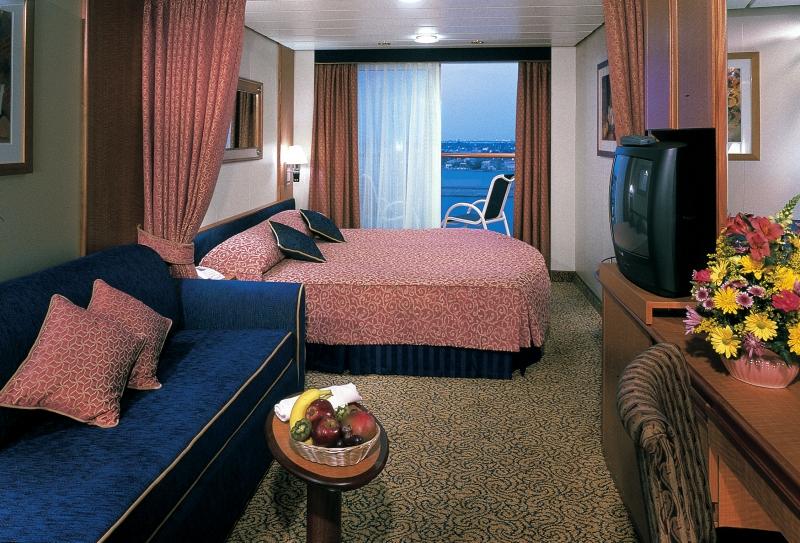 """Каюта с балконом """"Balcony Stateroom Guarantee"""""""
