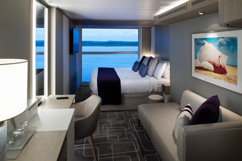 С окном Panoramic Ocean View
