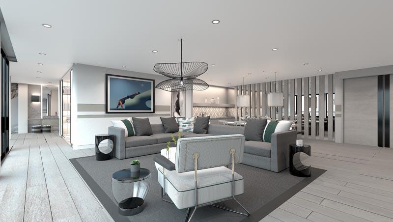 Сьют Penthouse Suite