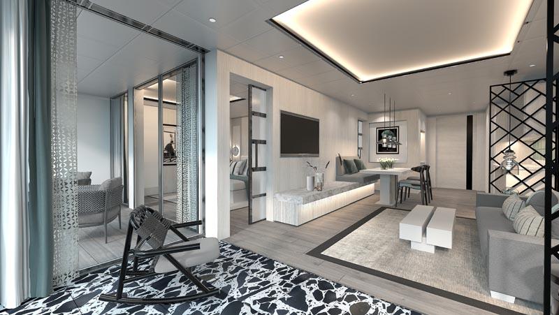 Сьют Royal Suite