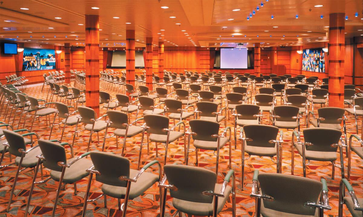 Круизный лайнер Adventure of the Seas - Конференц зал (Conference Room)