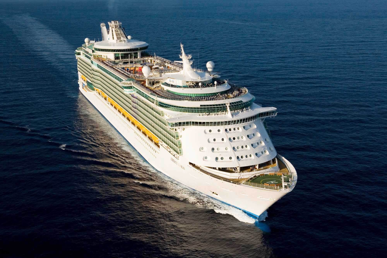 Круизный лайнер Liberty of the Seas - Liberty of the Seas 5*