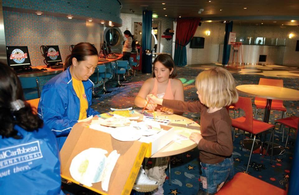 Круизный лайнер Liberty of the Seas - Детский клуб Океан развлечений (Adventure Ocean)