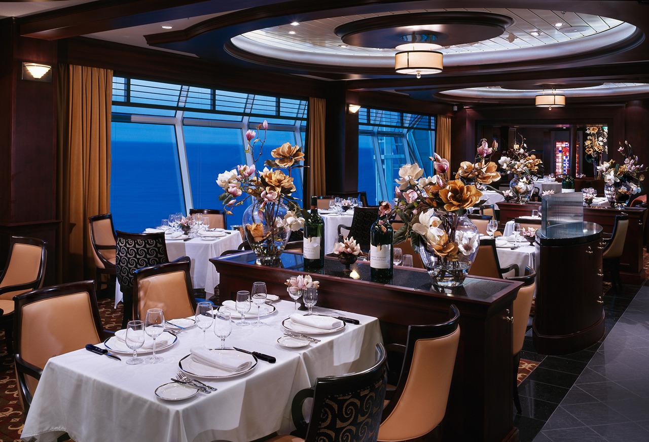 Круизный лайнер Mariner of the Seas - Chops Grille