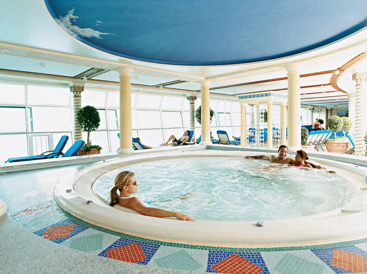 Круизный лайнер Navigator of the Seas - Джакузи (Whirlpool Fun)