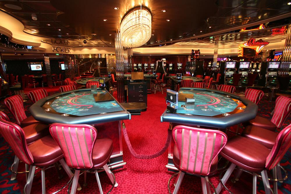 Круизный лайнер Oasis of the Seas - Казино (Casino)