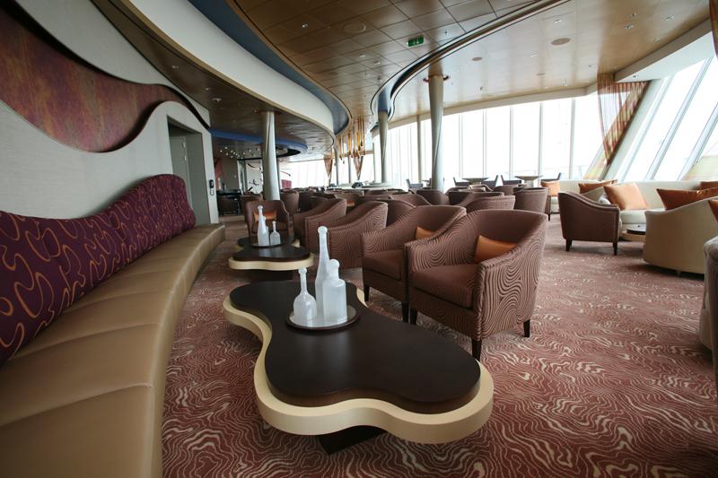 Круизный лайнер Oasis of the Seas - Салон Viking Crown (Viking Crown)