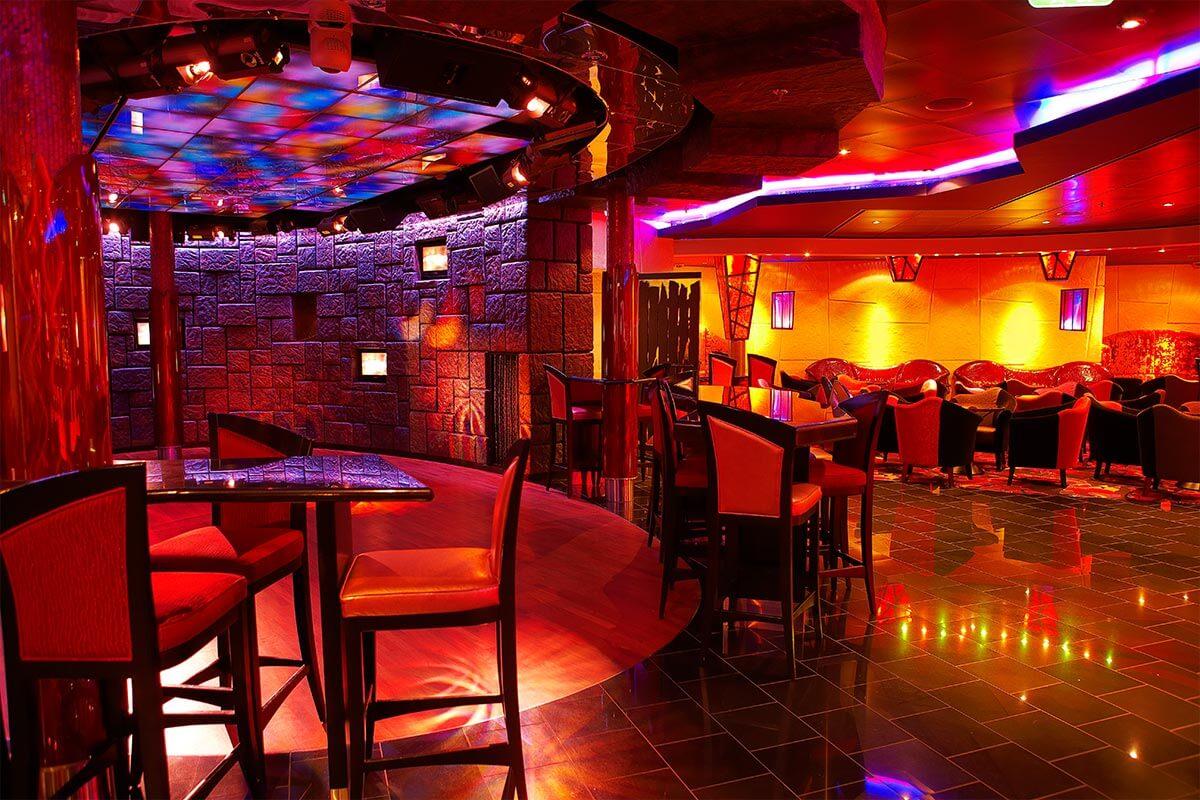 Круизный лайнер Allure of the Seas - Ночной клуб (Night Club)