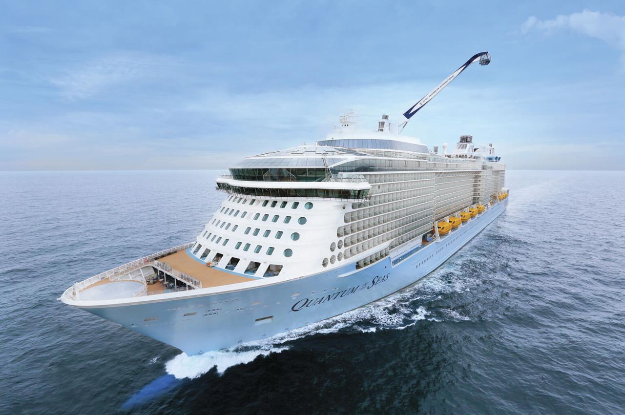 Круизный лайнер Quantum of the Seas - Quantum of the Seas