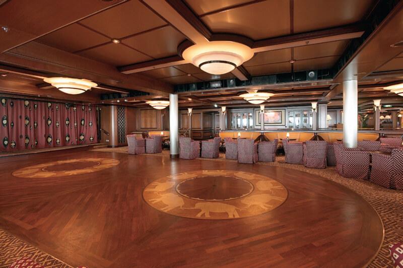 Круизный лайнер Radiance of the Seas - Сафари-клуб (Safari Club)