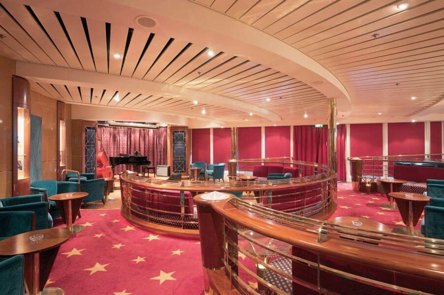 Круизный лайнер Radiance of the Seas - Музыкальный клуб (Music club)
