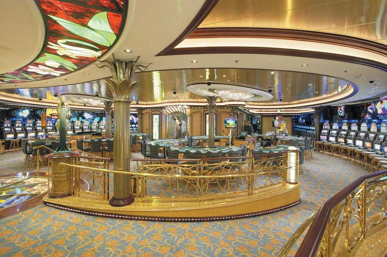 Круизный лайнер Serenade of the Seas - Казино (Casino)