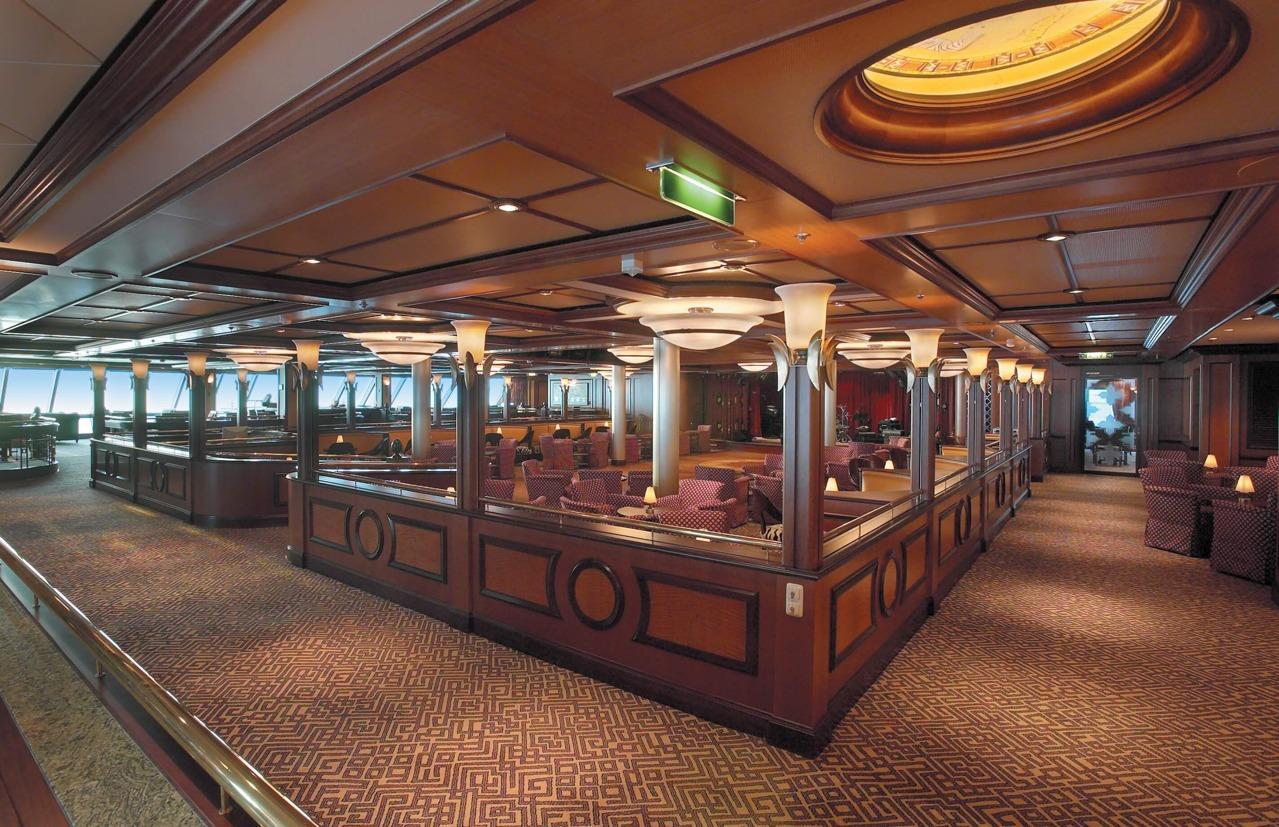 Круизный лайнер Serenade of the Seas - Сафари-клуб (Safari Club)