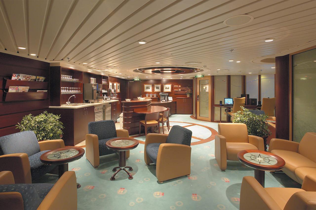 Круизный лайнер Serenade of the Seas - Клуб Concierge (Concierge Club)