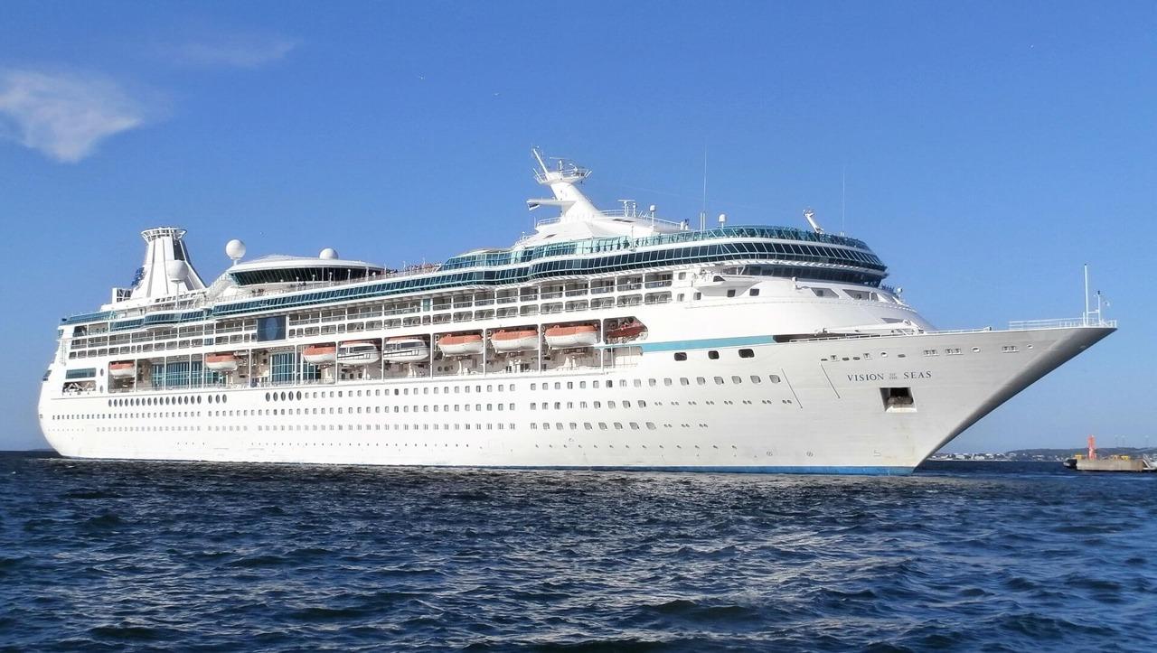 Круизный лайнер Vision of the Seas - Vision of the Seas 5*