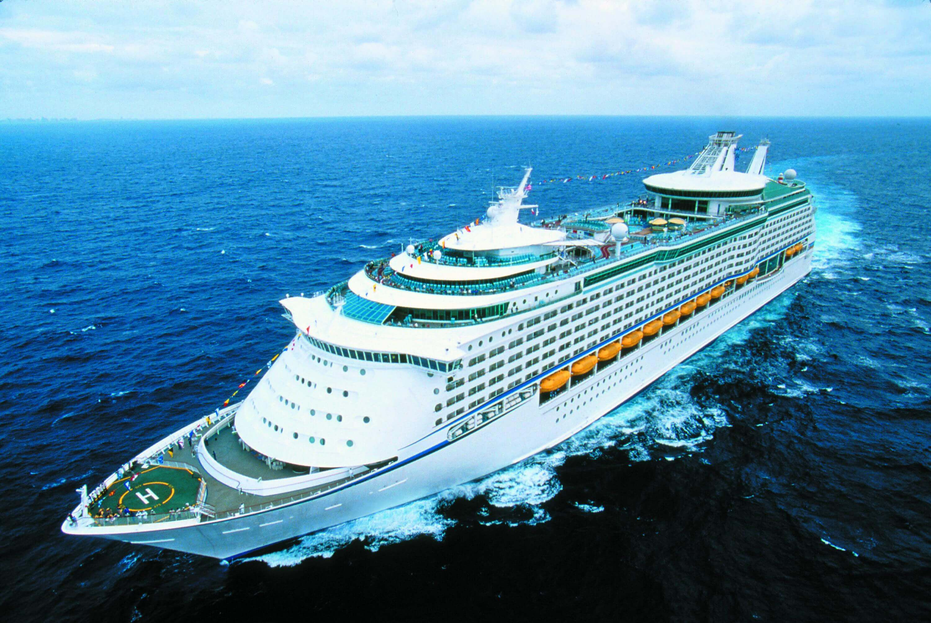 Круизный лайнер Voyager of the Seas - Voyager of the Seas 5*