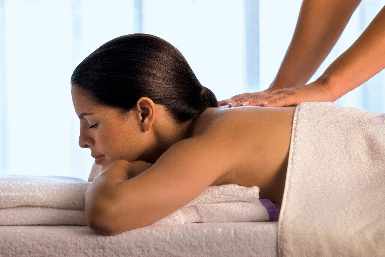 Круизный лайнер Voyager of the Seas - Спа-салон (Back Massage)