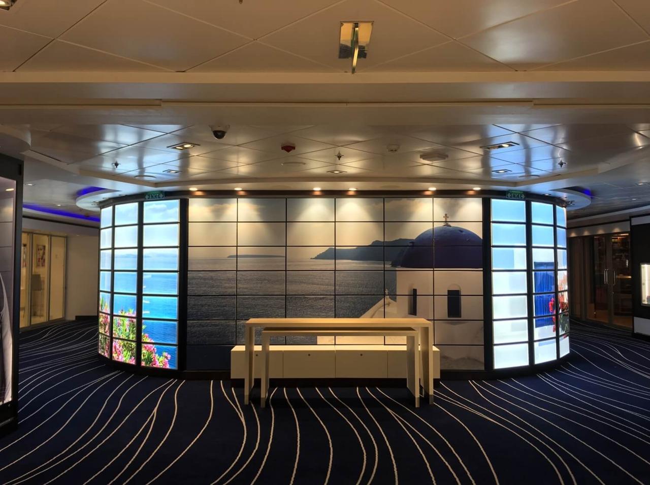 Круизный лайнер Celebrity Constellation - Shop1