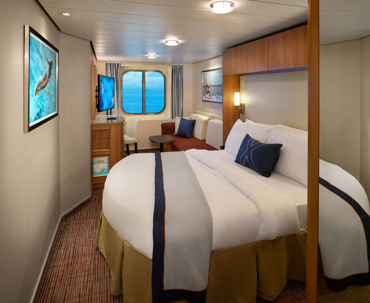 Круизный лайнер Celebrity Equinox - EQ19-OceanviewStateroomR