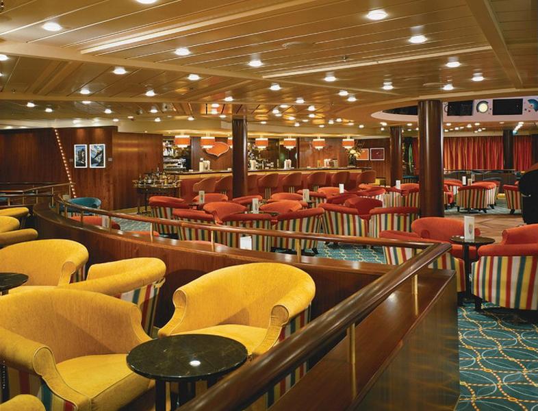 Круизный лайнер Celebrity Infinity - Бар (Onboard Bar)