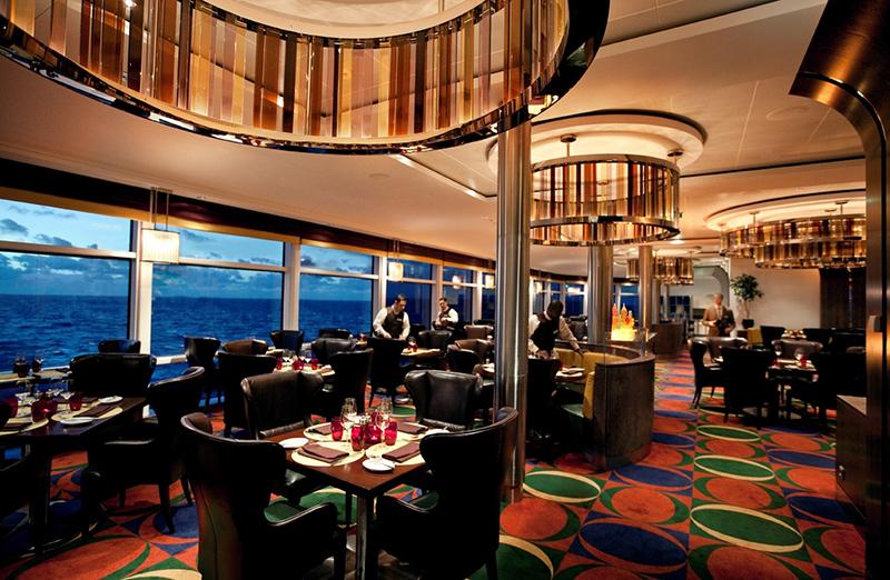 Круизный лайнер Celebrity Reflection - Стейк-хаус Tuscan Grille