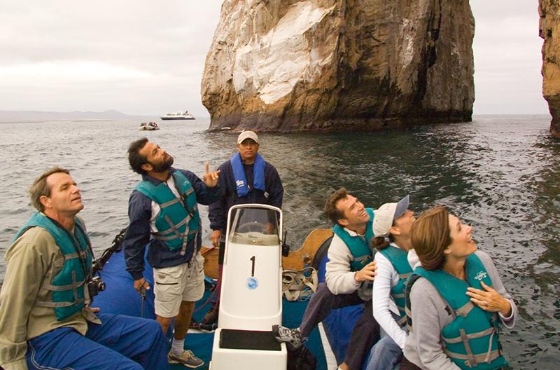 Круизный лайнер Celebrity Xperience - Экскурсия по Галапагосам