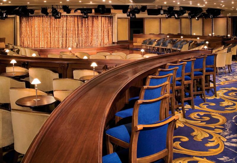 Круизный лайнер Azamara Journey - Театр (Cabaret Theater)