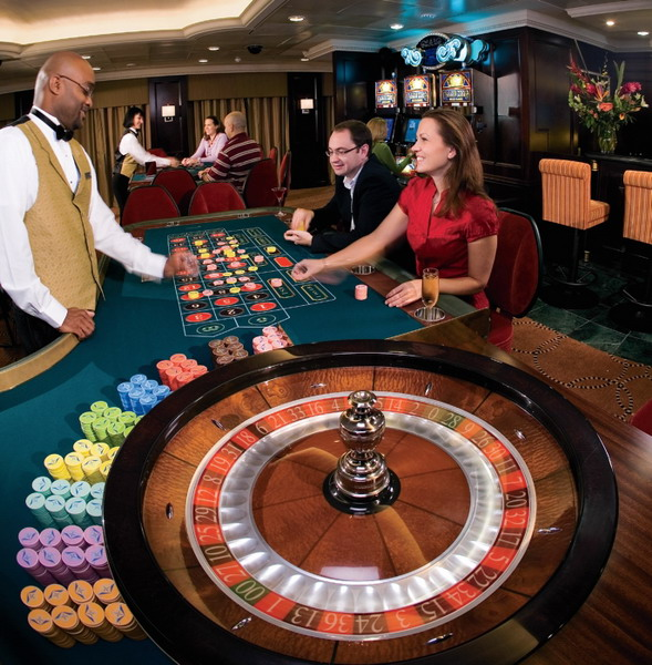Круизный лайнер Azamara Journey - Казино (Casino)