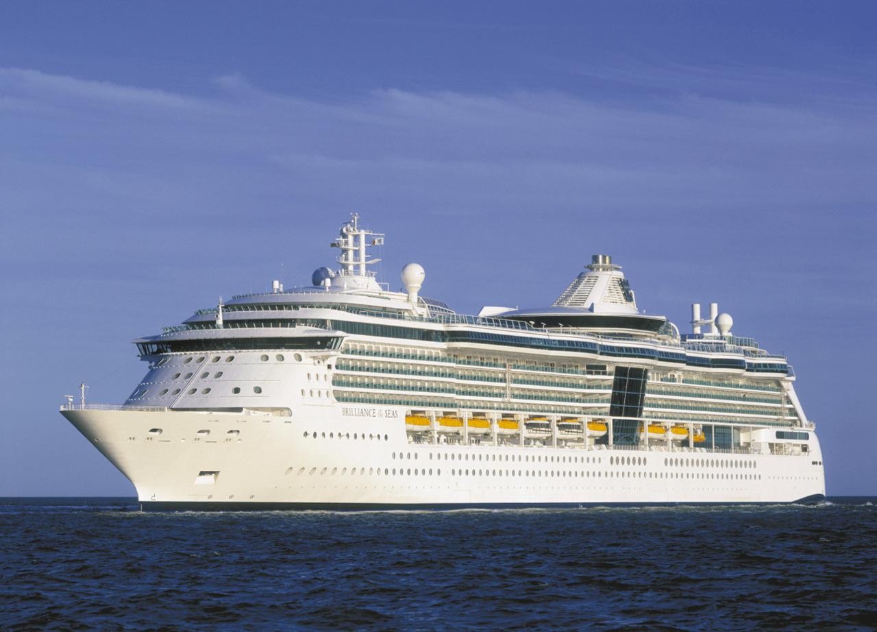 Круизный лайнер Brilliance of the Seas - Brilliance of the Seas 5*