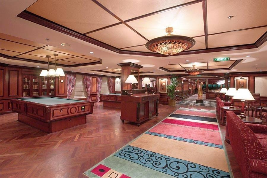 Круизный лайнер Brilliance of the Seas - Игровая зона (Game Reserves)