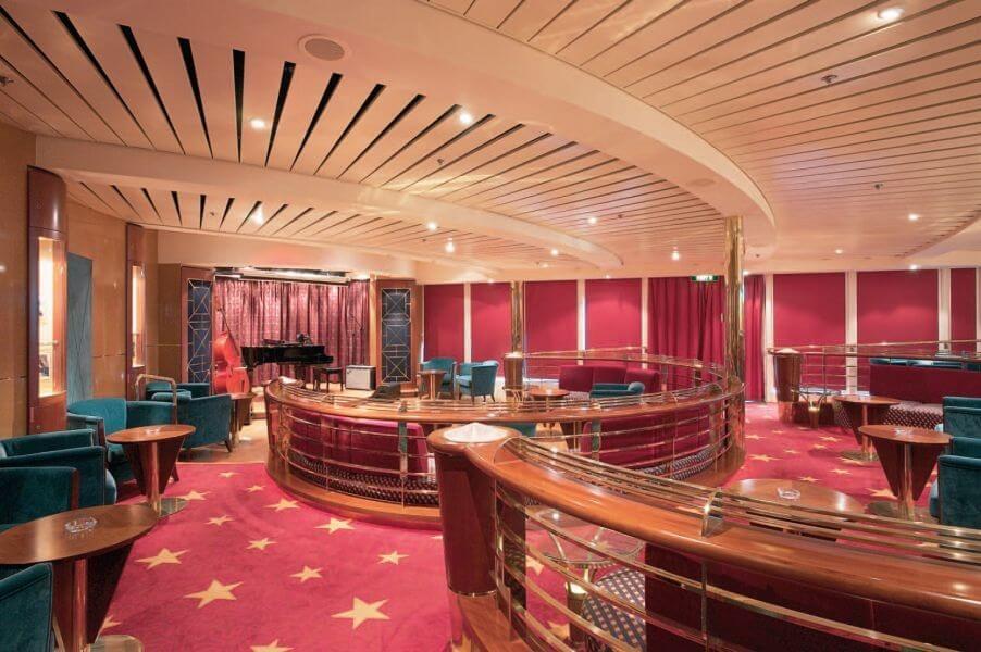 Круизный лайнер Brilliance of the Seas - Музыкальный клуб (Music Club)