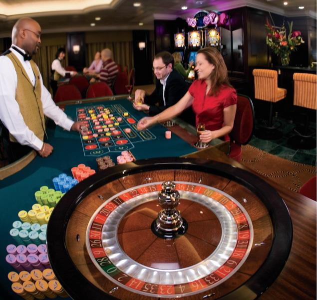 Круизный лайнер Azamara Quest - Казино (Casino)