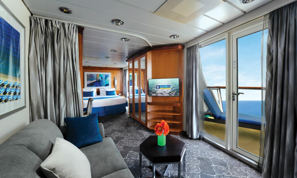 Круизный лайнер Empress of the Seas - Каюта