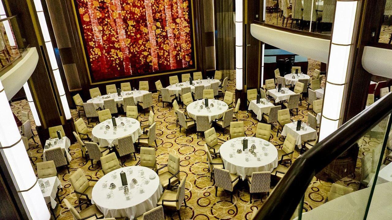 Круизный лайнер Symphony of the Seas - Ресторан