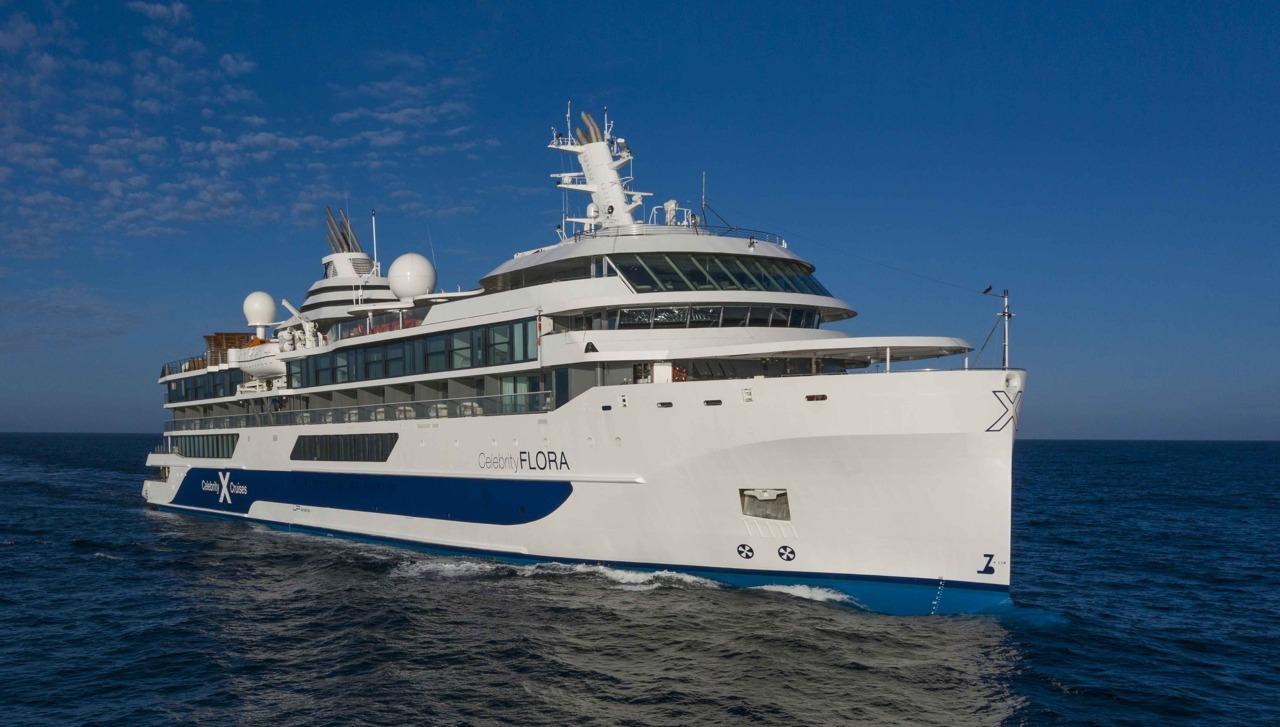 Круизный лайнер Celebrity Flora - DJI_0212R-1