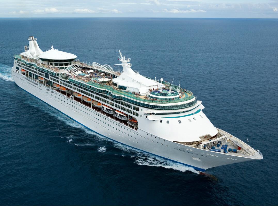 Круизный лайнер Enchantment of the Seas