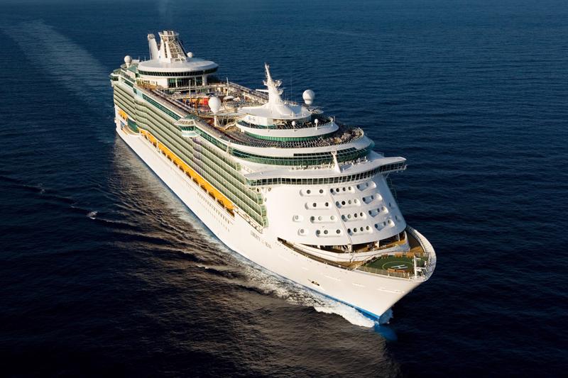 Круизный лайнер Liberty of the Seas