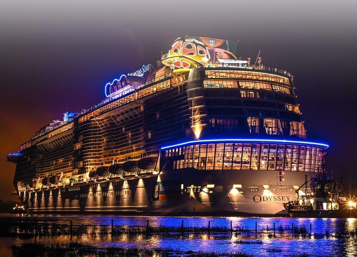 Круизный лайнер Odyssey of the Seas