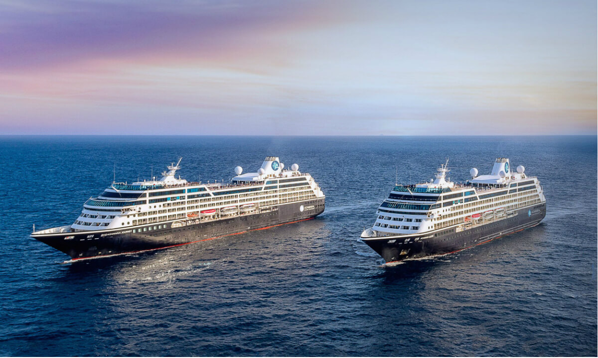 Azamara Club Cruises объявила о расширении своего флота!