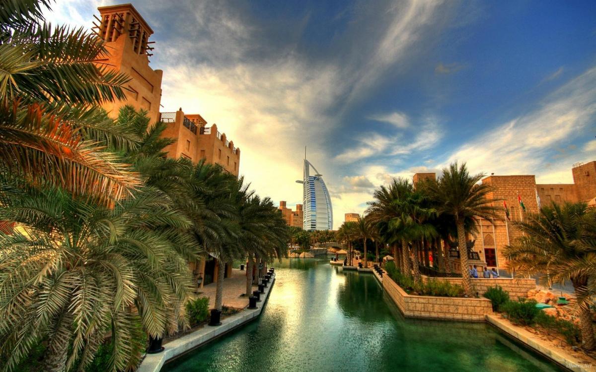 В ОАЕ без віз