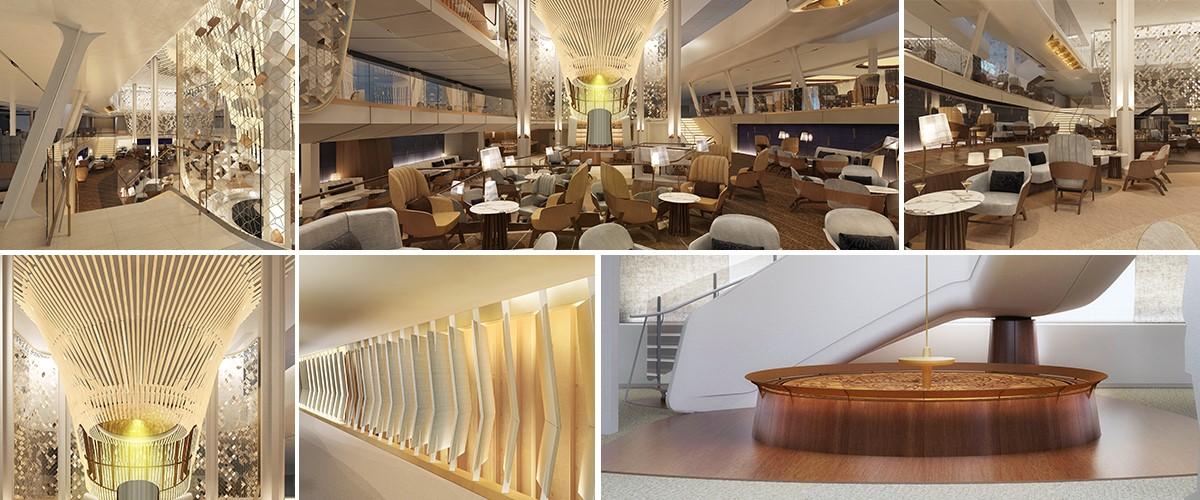 Celebrity Cruises представляют the Grand Plaza – захватывающий дух эпицентр всех событий на лайнере Celebrity Edge
