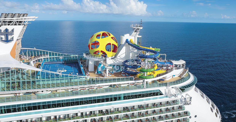 Обновленный лайнер Mariner of the Seas поражает воображение