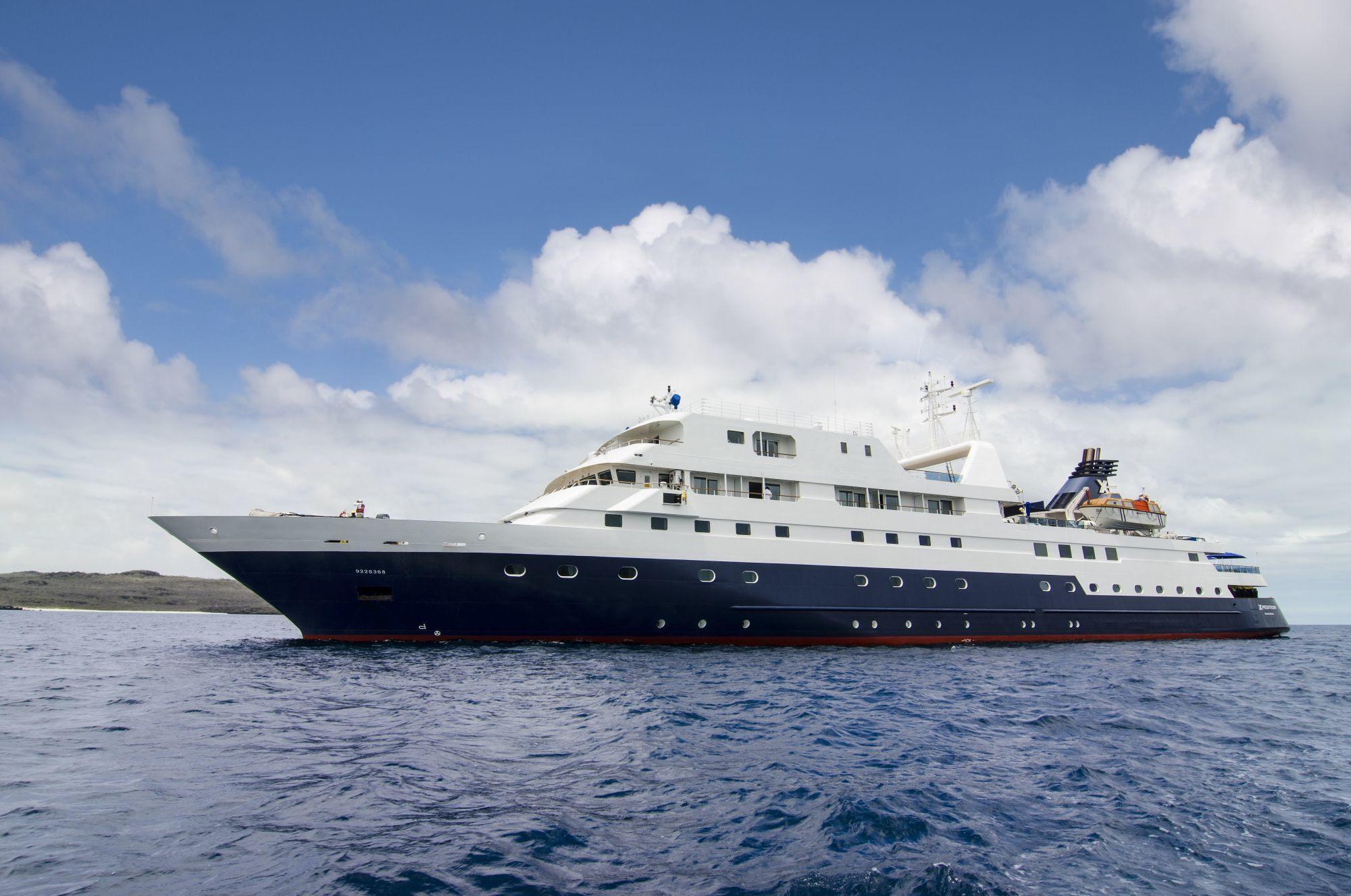 Благодаря реновации, знаменитый Celebrity Xpedition, курсирующий по Галапагосским островам стал еще лучше