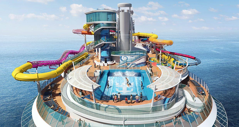 Добро пожаловать на борт обновленного Navigator of the Seas!