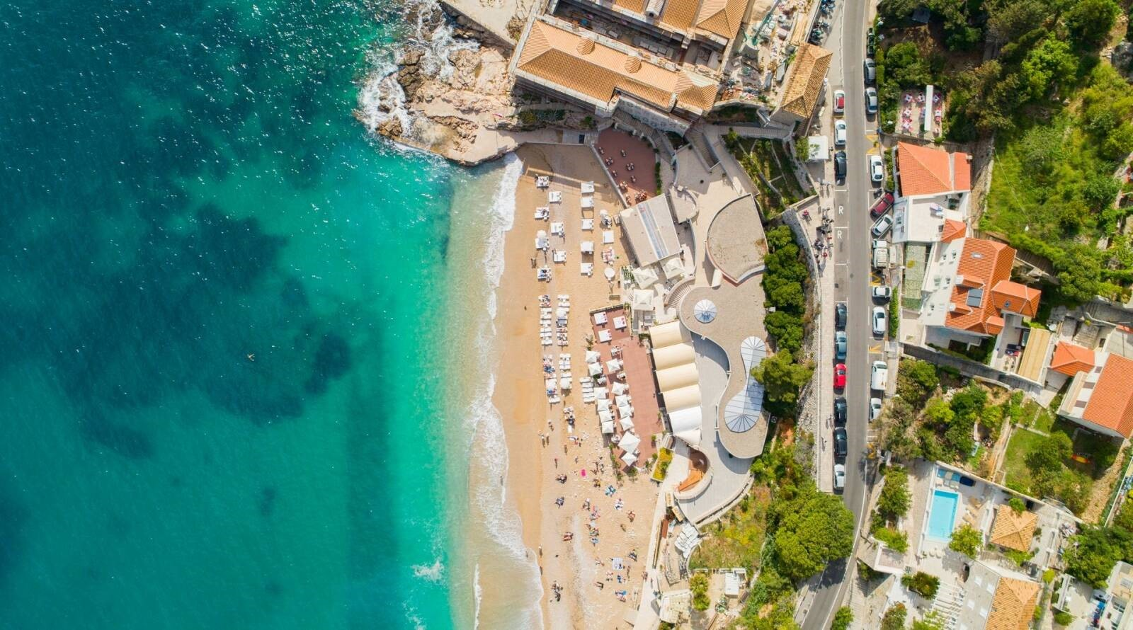 17 лучших пляжей Средиземноморья!