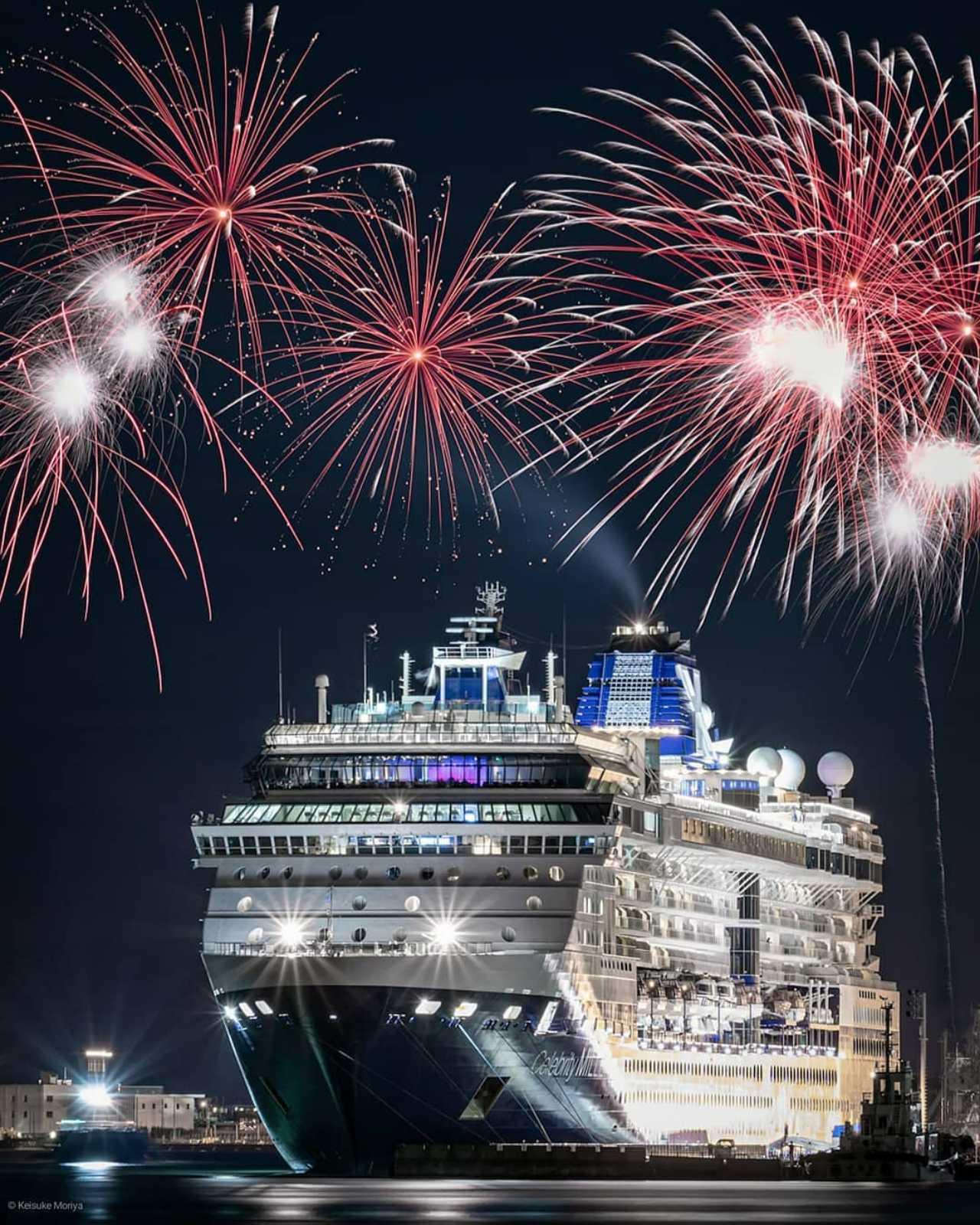 Celebrity Cruises с радостью объявляет о возвращении Celebrity Millennium!