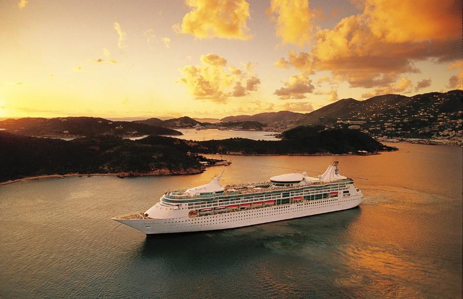 Royal Caribbean объявляет, что Vision of the Seas отправится с Бермудских островов
